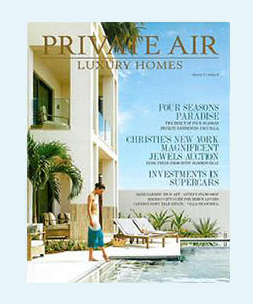 Private Air - Luxury Homes
